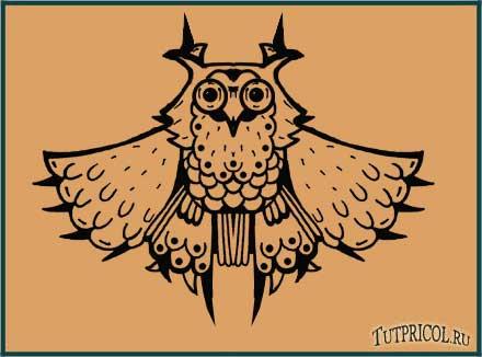 рисунки tatoo