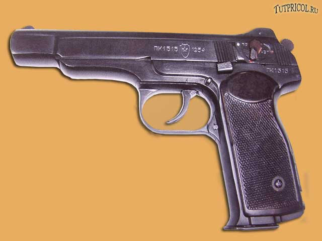 Автоматический пистолет Стечкина фото