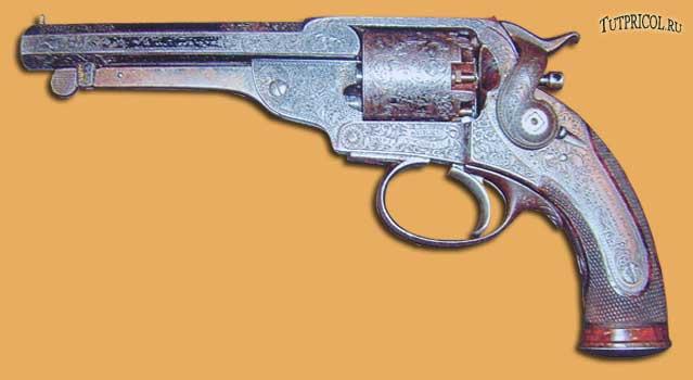 Капсюльный револьвер КЕРРА
