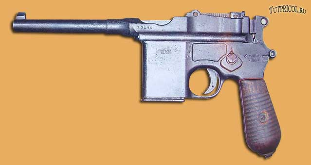 Автоматический пистолет М 712 Фирмы MAUSER