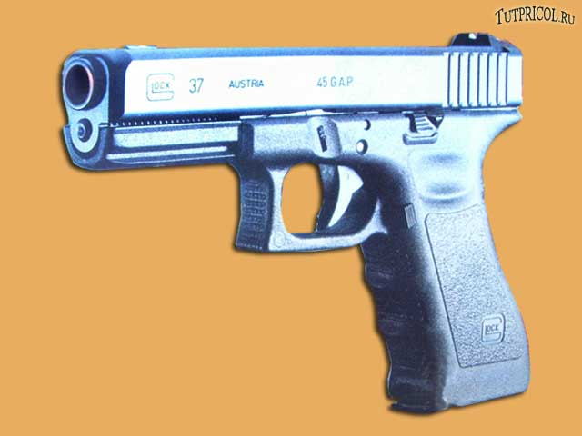 Австрийский пистолет GLOK 37 фото