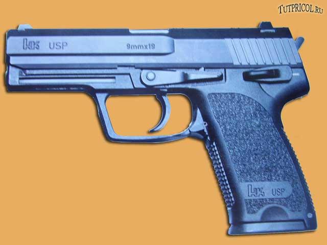 Пистолет USP - 9 фото