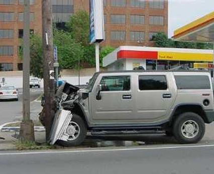 фото авто аварии