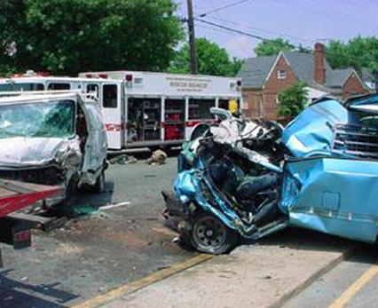 страшная авто авария