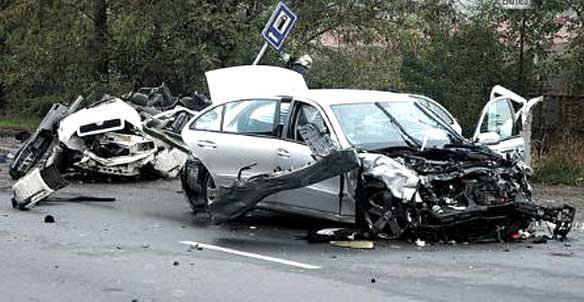 фотография аварии
