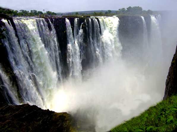 фото водопада Виктория