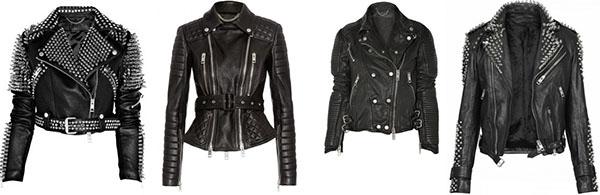 Leather Women Jackets
