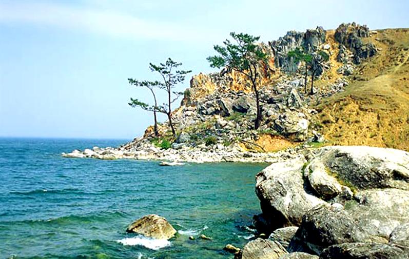 Фото озера Байкал