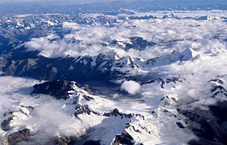 Гималаи Тибет фото