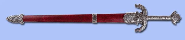 Кельтский меч.