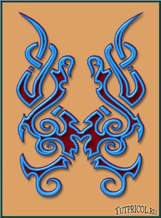 Кельтский стиль