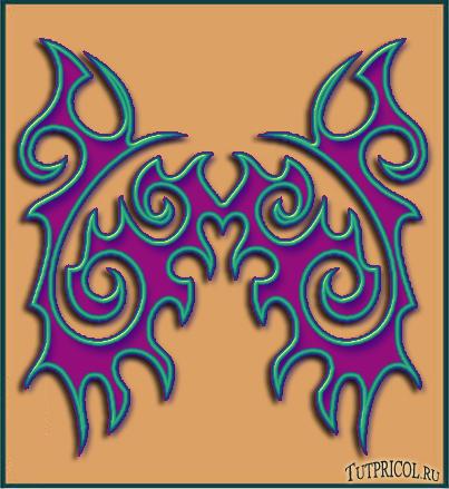 Кельтский стиль татуировок